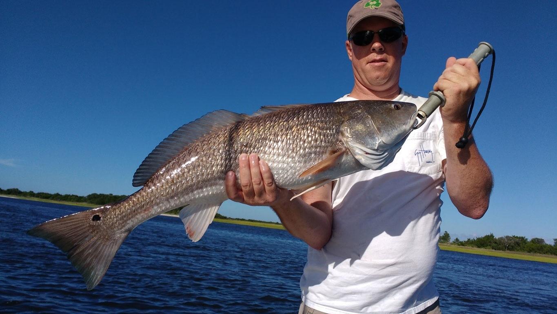 Carolina beach fishing reports carolina explorer for Carolina beach fishing