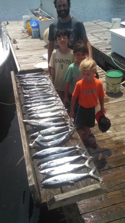 Fishing charters carolina beach nc plan your trip today for Kure beach fishing report