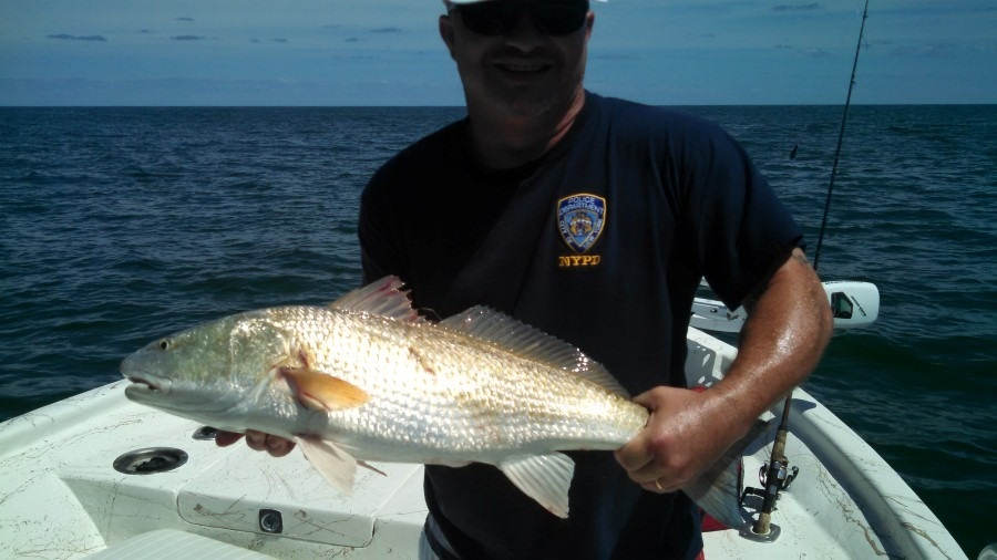 May 2015 fishing report lots of great inshore and for Wrightsville beach fishing charters