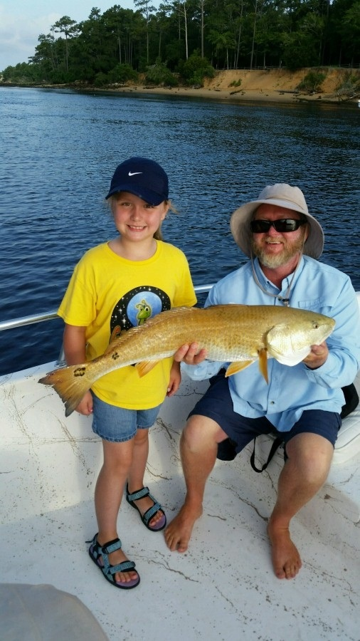 Carolinaexplorer june july fishing report for Carolina beach fishing