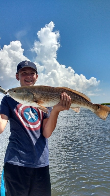 July 28th Fishing Report