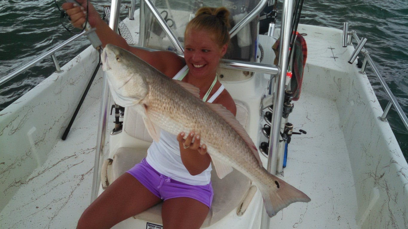 CarolinaExplorer July/August report: Lets go fishing before the summer is over... Catching fish and having fun over the past few weeks.